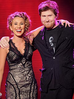 American Idol: Casey Abrams & Haley Reinhart Are 'Meant to Do More Duets'