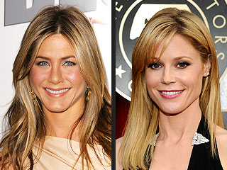 Jennifer Aniston Is a Rare Beauty, Says Julie Bowen