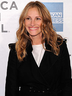 Julia Roberts's Post-Valentine's Day Premiere Dinner