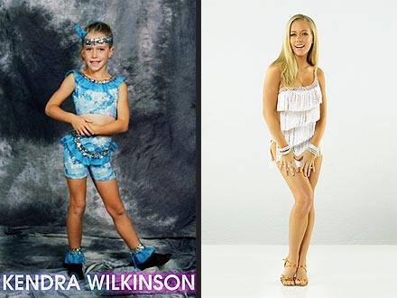 PHOTO: Kendra as a Tiny, Tween Dancer | Kendra Wilkinson