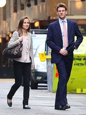 What to Know About Pippa Middleton's Royal Wedding Date Alex Loudon