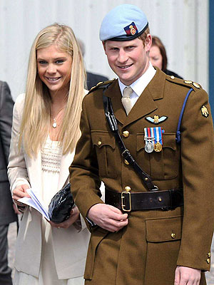 Is Prince Harry Taking Chelsy Davy to the Royal Wedding? | Chelsy Davy, Prince Harry