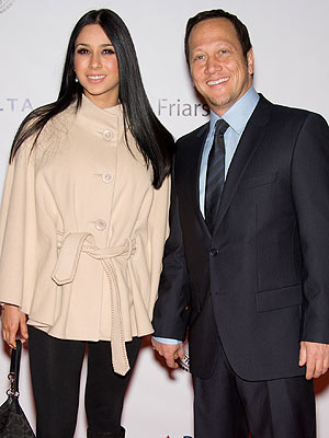 Rob Schneider Gets Married!