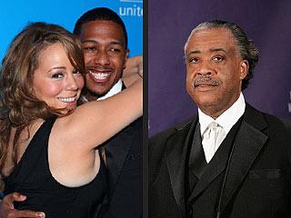 Mariah & Nick Renew Their Vows – with Rev. Al Sharpton
