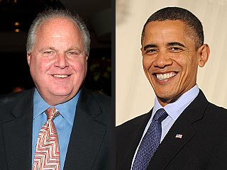 Rush Limbaugh's Praise of President Obama All Sarcasm?