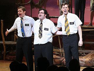 Tonys Love Mormon But Snub Radcliffe