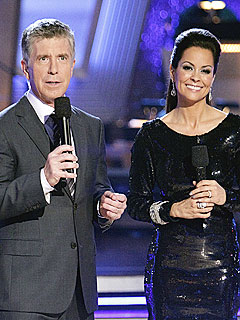 Brooke Burke Charvet on Dancing's Semi-Finalists: It's Anybody's Game | Brooke Burke, Tom Bergeron