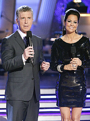 Dancing with the Stars Selects a Winner | Brooke Burke, Tom Bergeron