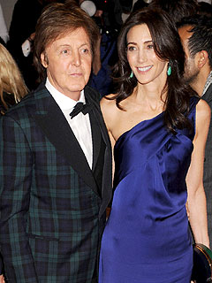 Paul McCartney, Nancy Shevell Are Engaged