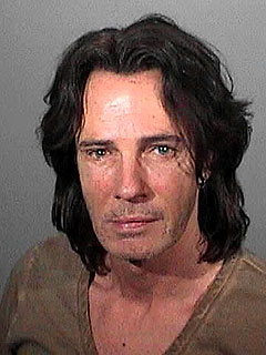 Rick Springfield Teary-Eyed in His DUI Mug Shot
