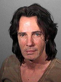 Rick Springfield Teary-Eyed in His DUI Mug Shot