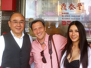 Rob Schneider Honeymoons in Taiwan | Rob Schneider