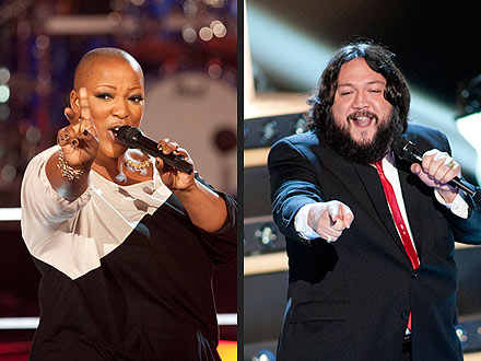 The Voice - Frenchie and Nakia Prepare for Battle Rounds