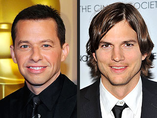 Jon Cryer 'Jazzed' About Working with Ashton Kutcher | Ashton Kutcher, Jon Cryer