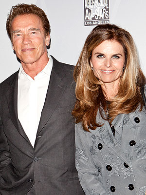 Maria Shriver Files for Divorce | Arnold Schwarzenegger, Maria Shriver