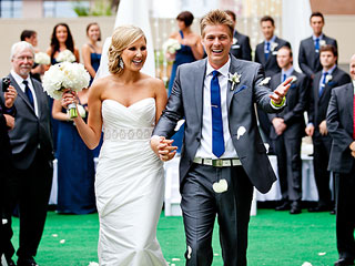 Amazing Race Winners Meghan Rickey & Cheyne Whitney Marry!
