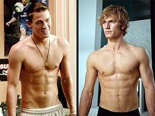 Alex Pettyfer to Shed Clothes – and Become Channing Tatum