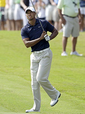 Tiger Woods Pulls Out of Players Championship – Again!