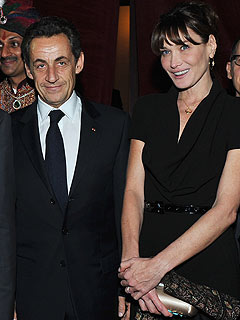 carla bruni 240 Nicolas and Carla Bruni Sarkozy Welcome a Daughter