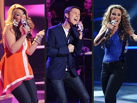 Haley Reinhart Eliminated American Idol; Lauren Alaina, Scotty McCreery Top 2