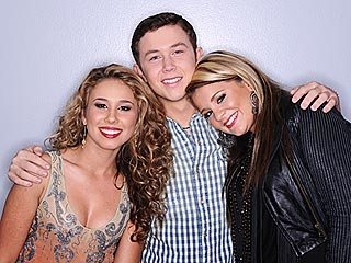 POLL: Who Should Go Home on Idol? | Haley Reinhart, Lauren Alaina, Scotty McCreery