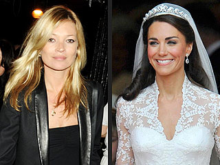 Kate Moss Critiques Princess Kate