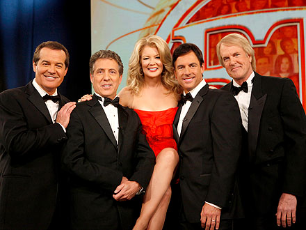 Mary Hart Tapes Final Entertainment Tonight Episode with Friends