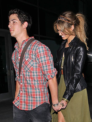 Nick Jonas Steps Out with Australian Pop Star | Nick Jonas