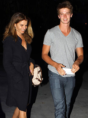 Maria Shriver and Arnold Schwarzenegger&#39;s Son Reacts