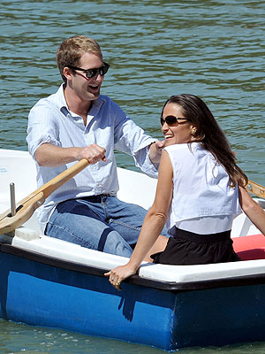 pippa middleton boyfriend 2011. Pippa Middleton Parties in
