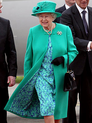 Ireland - Queen Elizabeth II Visits the Country