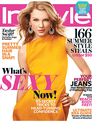 Taylor Swift: I Try to Let Love Surprise Me