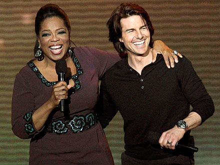 Tom Cruise, Beyoncé and more Honor Oprah in Show's Final Episodes