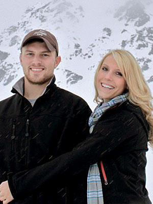 Five Things to Know About Track Palin's New Bride
