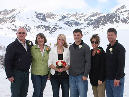 Sarah Palin's Son Is Married!
