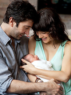 David Schwimmer and Wife Welcome Baby Girl