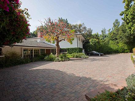 Elizabeth Taylor's House for Sale for $8.6 Million| Celeb Real Estate, Elizabeth Taylor