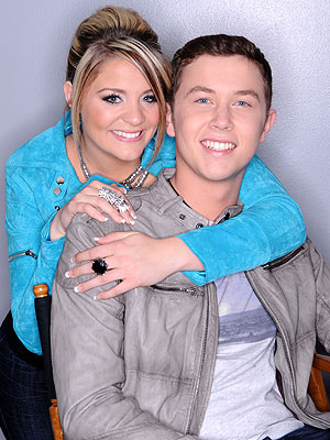 Scotty McCreery and Lauren Alaina Are Just 'Really Good Friends'