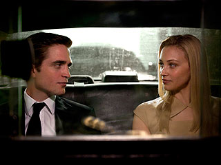 FIRST LOOK: Robert Pattinson with His New Leading Lady