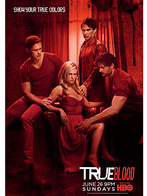PHOTOS: True Blood Season 4 Will Have Fans Seeing Red | Anna Paquin, Stephen Moyer