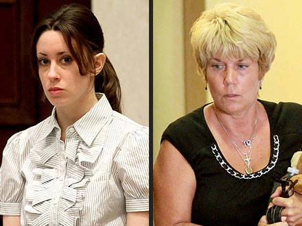 Inside the Trial: Sobbing Together, Casey Anthony and Her Mom Transfix the Courtroom | Casey Anthony