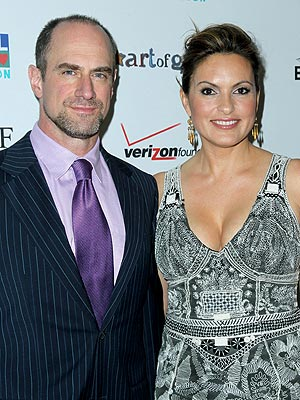Mariska Hargitay Will Miss Christopher Meloni