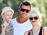 Gavin Rossdale: Son Zuma's Accidental Fall Was 'Horrific' | Gavin Rossdale, Gwen Stefani, Zuma Rossdale