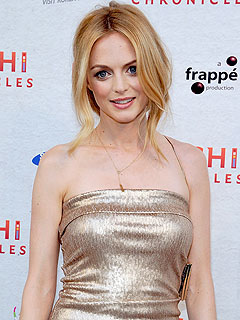 QUOTED: How Heather Graham Looks So Beautiful
