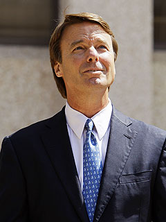John Edwards Embraces Daughter, Tearful Mom After Not Guilty Verdict | John Edwards