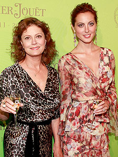 Susan Sarandon Helping Plan Eva Amurri&#39;s Wedding