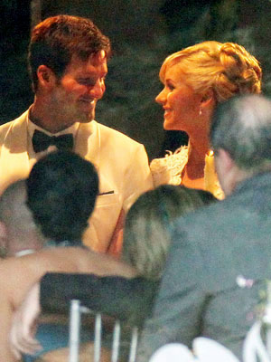 PHOTO: Inside Tony Romo and Candice Crawford&#39;s Wedding | Candice Crawford, Tony Romo