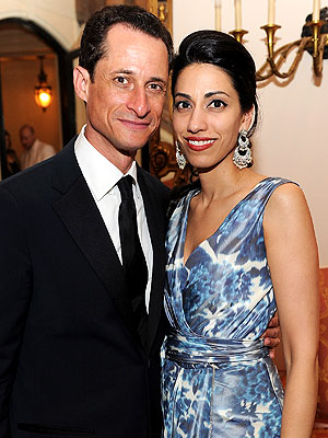 Rep. Anthony Weiner's Wife Is Pregnant, Says Report | Anthony Weiner