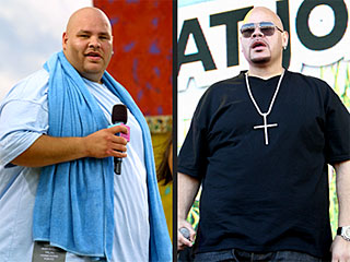 Fat Joe Gets 88 Lbs. Leaner