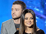 Justin Timberlake, Mila Kunis Address Romance Rumors